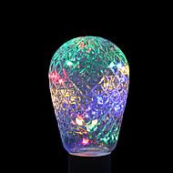 ywxlight® e27 1.5w 24led 7.0 rgb led valonsäde lamppu pallot loma sisustus 85-265v