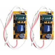 olcso LED meghajtó-SENCART 2db 3 Világítástechnikai tartozék Áramellátás