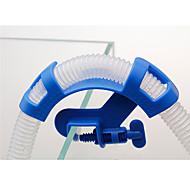 abordables Suministros de Limpieza de Acuario-Acuarios Abrazaderas Plásticos
