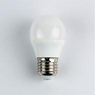 voordelige LED-bollampen-1pc 4W 310 lm E27 LED-bollampen G45 6 leds SMD 3528 Warm wit AC 110-240V