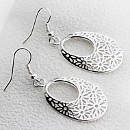 Women's Drop Earrings Hoop Earrings Simple Classic Vintage Casual Fashion Alloy Geometric Jewelry For Daily Work