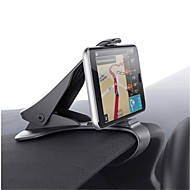 Automotive Universal / Mobile Phone Mount Stand Holder Dashboard Universal / Mobile Phone Buckle Type Plastic Holder