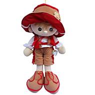 voordelige Speelgoed & Hobby's-knuffels Poppen Meisjespop Speeltjes Cartoon Mode Bruiloft Schattig Voor kinderen Zacht Cartoondesign Bruiloft Decoratief Mode Meisjes 1