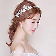 povoljno -Ženske Umjetno drago kamenje Azijski Formalno Style Classic Style Sva doba Traka oko glave