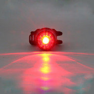 Rear Bike Light / Safety Light / Tail Light LED Bike Light LED Cycling Glow, Multiple Modes Lithium 180 lm Built-in Li-Battery Powered Red Camping / Hiking / Caving / Cycling / Bike