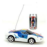 Carro com CR 2010B 2.4G Carro Alta Velocidade Carro de Corrida 20 KM / H Mini Controlo Remoto Recarregável Elétrico