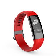 Недорогие Браслеты и трекеры для активного образа жизни-E18 Умный браслет iOS На открытом воздухе Bluetooth Портативные Многофункциональный Сенсорный экран