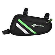 お買い得  -ROCKBROS 自転車用フレームバッグ / トライアングルフレームバッグ ライトウェイト, 簡単装着 自転車用バッグ ナイロン 自転車用バッグ サイクリングバッグ サイクリング サイクリング / バイク