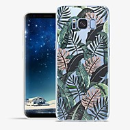 غطاء من أجل Samsung Galaxy S8 Plus / S8 نموذج غطاء خلفي منظر ناعم TPU إلى S8 Plus / S8 / S7 edge