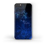 Χαμηλού Κόστους Προστασία οθόνης iPhone-1 τμχ Αυτοκόλλητο Καλύμματος για Προστασία από Γρατζουνιές Μοτίβο Ματ PVC iPhone 6s/6