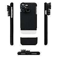baratos -2X Ângulo Grande 0.63X Lentes da câmera Lens for Smartphone iPhone 7 Plus