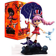 Anime Action Figures Inspired by One Piece Perona PVC 16 CM Model Toys Doll Toy