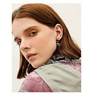 Women's Stud Earrings , Fashion Korean Alloy Bowknot Jewelry Gift Evening Party