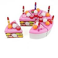 お買い得  おもちゃ & ホビーアクセサリー-ちびっ子変装お遊び おもちゃ サーキュラー 食べ物 ケーキ&クッキーカッター ケーキ フルーツ フード&ドリンク 誕生日 女の子 男の子 ギフト