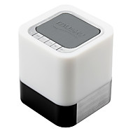voordelige Luidsprekers-Freelander Draadloos Draadloze bluetooth speakers Draagbaar LED-licht Geheugenkaart Ondersteund