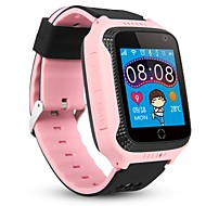 cheap -M05 Kids' Watches Android iOS 2G Hands-Free Calls Video Camera Distance Tracking Call Reminder Activity Tracker Sleep Tracker Find My Device Alarm Clock / 1 MP / GSM(850/900/1800/1900MHz)