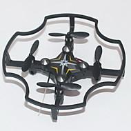 levne Rádiové ovládání RC-RC Dron F17W 4 kanály 6 Osy 2.4G Ne RC kvadrikoptéra Výška držení Dopředu Dozadu Mini Headless Režim Kontrola APP RC Kvadrikoptéra