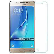 Недорогие Защитные пленки для Samsung-Защитная плёнка для экрана Samsung Galaxy для J7 Prime Закаленное стекло 2 штs Защитная пленка для экрана Ультратонкий 2.5D закругленные