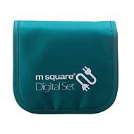 お買い得  MacBook 用ケース/バッグ/スリーブ-アクセサリー収納バッグ のために ワード/文章 ナイロン モバイルバッテリー