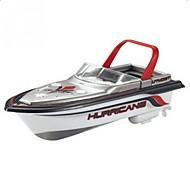 お買い得  ラジコン おもちゃ-RCボート TINYAT HY218Red プラスチック 4 チャンネル KM / H RTR
