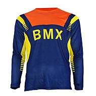 お買い得  -知恵は、オートバイの長袖Tシャツ速い乗馬のスーツの服を下に残す