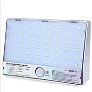 お買い得  LED ソーラーライト-1個 4W LEDソーラーライト 赤外線センサー 防水 装飾用 ライトコントロール 屋外照明 温白色 クールホワイト <5V