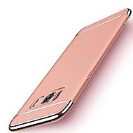 halpa Galaxy S7 kotelot / kuoret-Etui Käyttötarkoitus Samsung Galaxy S8 Plus S8 Pinnoitus Ultraohut Suojakuori Yhtenäinen väri Kova PC varten S8 Plus S8 S7 edge S7