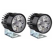 お買い得  -SENCART 電球 4W 集積LED 4 ヘッドランプ