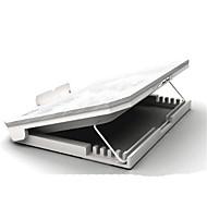 Недорогие Подставки и стенды для MacBook-Устойчивый стенд для ноутбука Ноутбук Другое для ноутбука Подставка с охлаждающим вентилятором пластик Ноутбук Другое для ноутбука