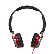 halpa -EDIFIER K710P Headband Johto Kuulokkeet Dynaaminen Muovi Gaming Kuuloke Äänenvoimakkuuden säätö / Mikrofonilla kuulokkeet