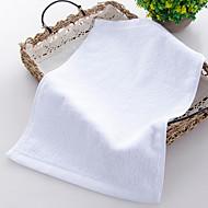 abordables Toallas y albornoces-Estilo fresco Toalla de Cara, Un Color Calidad superior 100% algodón 100% Algodón Plano Toalla