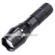 preiswerte Taschenlampen, Laternen & Lichter-2000 lm LED Taschenlampen LED 5 Modus Zoomable- / Wasserfest / einstellbarer Fokus