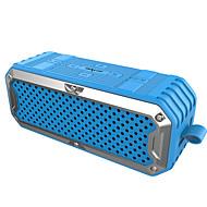 お買い得  スピーカー-KRZ-S6 Bluetoothスピーカー 4.0 オーディオ(3.5 mm) USB グリーン ブラック レッド ブルー