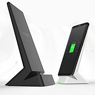 abordables Cargador Wireless-Cargador Wireless Cargador USB del teléfono USB Cargador Wireless Qi DC 5V