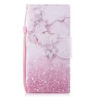 Недорогие Чехлы для телефонов-Кейс для Назначение Sony Sony Xperia XA Xperia XZ1 Compact Xperia XZ1 Бумажник для карт Кошелек со стендом Флип Магнитный С узором Чехол