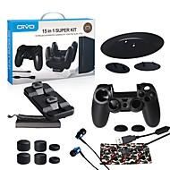 abordables Accesorios para PS4-Control de Videojuego Para PS4 ,  Empuñadura de Juego Control de Videojuego ABS 1 pcs unidad