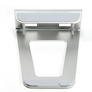 Недорогие Подставки и стенды для MacBook-Устойчивый стенд для ноутбука Macbook Всё в одном Алюминий Macbook
