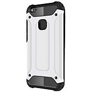 Недорогие Чехлы для телефонов-Кейс для Назначение Huawei P10 Lite P10 Защита от удара Кейс на заднюю панель броня Твердый Металл для P10 Plus P10 Lite P10 P8 Lite