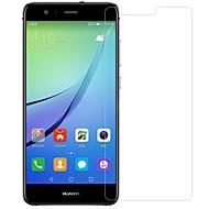 お買い得  スクリーンプロテクター-スクリーンプロテクター のために Huawei P10 Lite 強化ガラス 1枚 スクリーンプロテクター ハイディフィニション(HD) / 硬度9H / 2.5Dラウンドカットエッジ