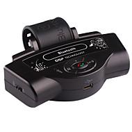 Недорогие Автомобильные зарядные устройства-руль автомобиля беспроводной громкой связи Bluetooth MP3 спикер комплект для телефона