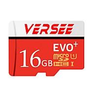 お買い得  -Versee 16GB SDカードサポート マイクロSDカードTFカード メモリカード UHS-I U3