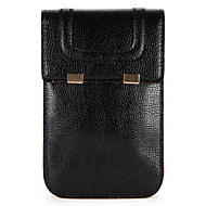 tanie Etui na telefony-Kılıf Na Apple iPhone X iPhone 8 Etui na karty Portfel Pokrowiec Solid Color Miękkie Skóra PU na iPhone X iPhone 8 Plus iPhone 8 iPhone 7