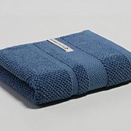 hesapli -Taze Stil Yıkama Havlusu, Solid Üstün kalite 100% pamuk % 100 Pamuk Sık Dokunmuş Bez Havlu