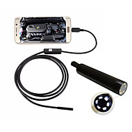 Mobile Phone Lens Borescope Endoscope Snake Tube Camera IP 66 Wired Soft Android Tablet Android Phone