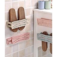 お買い得  収納&整理-1セット ラック&ホルダー プラスチック 保存容器 キッチン組織