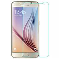 お買い得  Samsung 用スクリーンプロテクター-スクリーンプロテクター Samsung Galaxy のために S7 強化ガラス 2 PCS スクリーンプロテクター 防爆 2.5Dラウンドカットエッジ 硬度9H