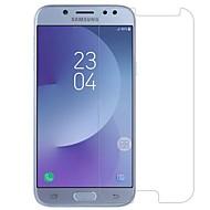 Недорогие Защитные пленки для Samsung-Защитная плёнка для экрана Samsung Galaxy для J5 (2017) Закаленное стекло 1 ед. Защитная пленка для экрана 2.5D закругленные углы Уровень