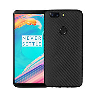 Case For OnePlus OnePlus 5T 5 Ultra-thin Back Cover Solid Color Soft TPU for One Plus 5 OnePlus 5T One Plus 3 One Plus 3T