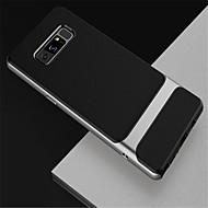 お買い得  -ケース 用途 Samsung Galaxy Note 8 耐衝撃 バックカバー 純色 ソフト TPU のために Note 8
