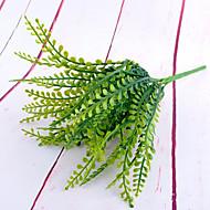 abordables Flores Artificiales-Flores Artificiales 1 Rama Estilo Pastoral Plantas Flor de Mesa